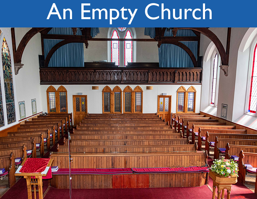 An Empty Church