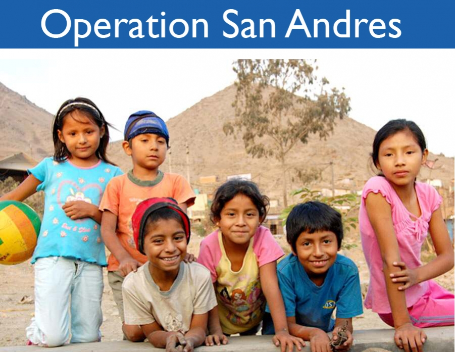 Operation San Andres