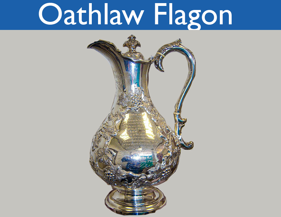 Oathlaw Flagon