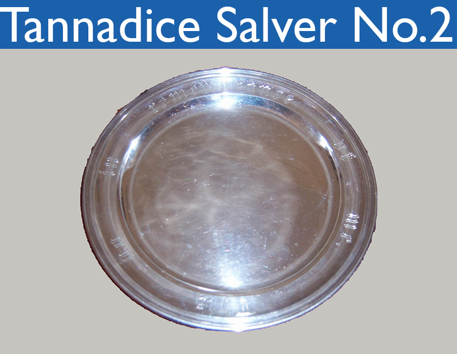 Tannadice Salver No2